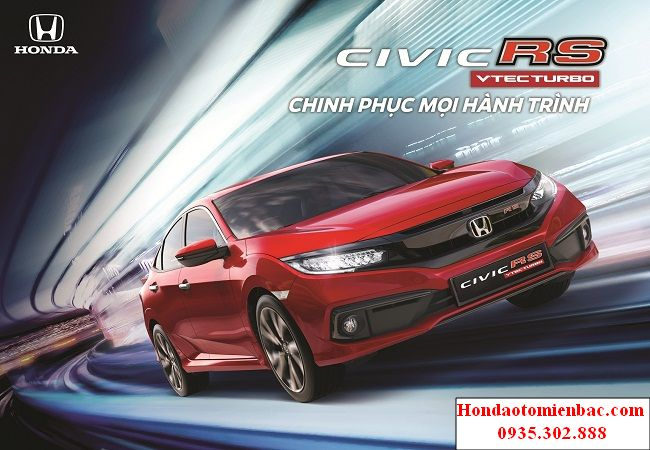 Honda Civic RS 2019 result