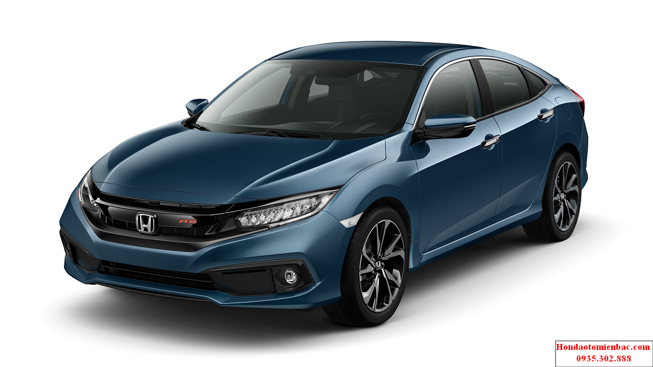 honda civic rs mau xanh result