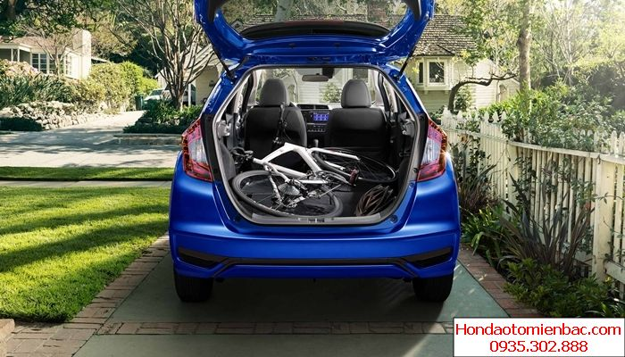 C07 noi that xe honda jazz 2020 utility mod che do tien dung result