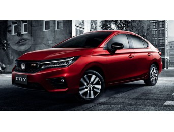 Honda City 1.5RS 2021